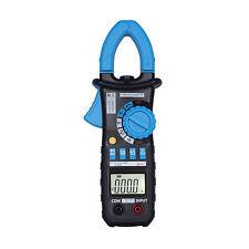 ACM046600 True RMS AC DC Digital Clamp Meter tester Inrush current light USA