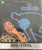 PAUL MCCARTNEY GIVE MY REGARDS TO BROAD STREET OST LP EMI UK 1984 EX VINYL