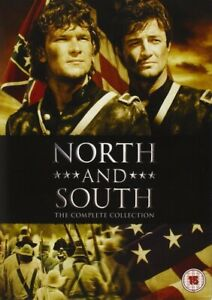 North And South 1985 Complete Tv Mini Series DVD Brand New Region 2