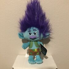 DreamWorks Trolls World Tour Movie Branch Plush Doll 8 inch - NEW Free Shipping
