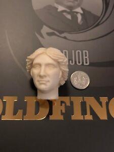 Big Chief Studios James Bond Goldfinger Oddjob Statue Head loose 1/6th scale