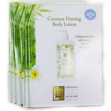 Eminence Coconut Firming Body Lotion 5 NEW Samples 0.1 oz each