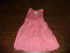 DIESEL GIRLS PINK 2 2T DRESS