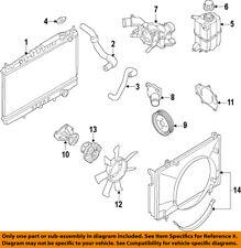 NISSAN OEM-Engine Cooling Fan Clutch 210825X21D