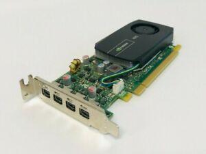 Nvidia Quadro NVS 510 2GB Graphics Card Mini DP