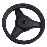 Black Motorcycle Motorbike Rim Wheel Auminium Alloy for Yamaha PW50 Rear wheel