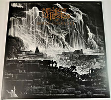 "Necros Christos - Doom of the Occult 12"" 2X LP Black Vinyl Mgla Bathory"