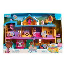 New Disney Doc McStuffins Toy Hospital Playset Action Figure Lot Set NIB