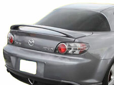 PAINTED MAZDA RX8 FACTORY STYLE SPOILER 2004-2008