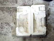 "3"" SANTA'S HELPERS CANDLE HOLDER, DUNCAN 38E, Slip Casting Ceramic Mold"