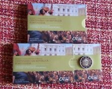 "2€ Proof Portugal 2010 ""Republica"""