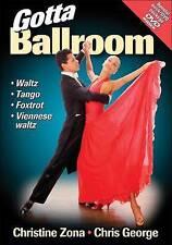 Gotta Ballroom (Book & DVD)-ExLibrary