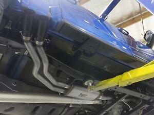 aFe Rebel CatBack Exhaust For 15-19 Ford F-150 2.7L 3.5L V6 EcoBoost & 5.0L V8