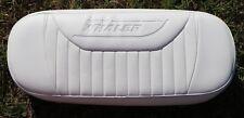 OEM Boston Whaler 200 230 Dauntless Boat Seat Oval Round Headrest Top Cushion