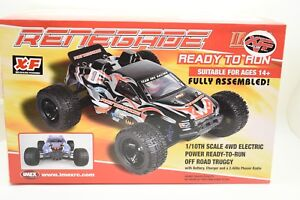 IMX 18012 RENEGADE TRUGGY 1/10TH SCALE 4WD  BRUSHLESS MOTOR