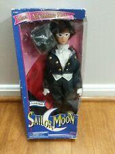 Sailor Moon Adventure Dolls Tuxedo Mask 6� Irwin 2000,Brand New Sealed
