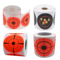 One Roll Target Sticker Self-adhesive Targets for Hunting Shooting 2inch/3inch