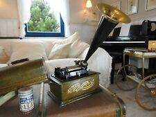 "Edison Standard Phonograph Model ""A"" ca. 1902 sehr schöner Originalzustand!"