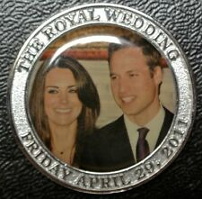 THE ROYAL WEDDING William & Catherine Friday April 29, 2011 Medal - Toronto Star