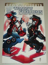 TRANSFORMERS ROBOTS IN DISGUISE #32 SUB COVER IDW COMICS AUGUST 2014 NM (9.4)