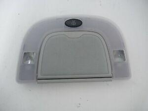 MERCEDES-BENZ W220 REAR OVERHEAD DOME LIGHT VANITY MIRROR A2208200301 2000-2006