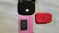 3 Wallets/Brand New/Buxton - leather/Case Logic - phone/Kathy Ireland