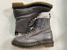 Dr Martens Grey Pascal Boots Size 37