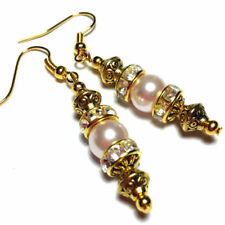 Pearl Handcrafted Earrings