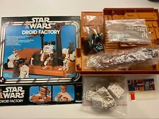 STAR WARS SW Droid Factory 1978 Mint unused very White no R2-D2 Vintage Kenner