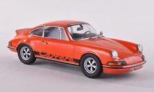 1/43 Schuco Porsche 911 CARRERA RS 2.7 Arancione - NUOVO in scatola originale