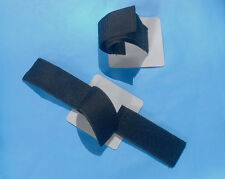 2 Each-Paddle Oar Holder Patch for PVC Inflatable boats - Hook & Loop Strap