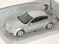 Jaguar XF Silber Limousine Ab 2008 1/24 Welly Modell Auto mit oder ohne indivi..