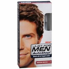 JUST FOR MEN AutoStop Haircolor Medium Brown A-35 1 Each