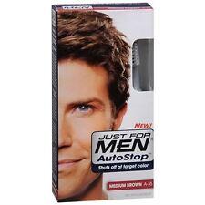 JUST FOR MEN AutoStop Haircolor Medium Brown A-35 1 Each