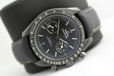 Omega Speedmaster Dark Side of the Moon - Pitch Black - Chronograph Watch (2016)