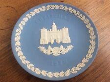 Wedgwood Jasperware Decorative Plate Horse Guards Christmas 1978 Jasper Ware