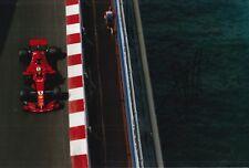 Sebastian Vettel Hand Signed Scuderia Ferrari F1 12x8 Photo 2018 4.