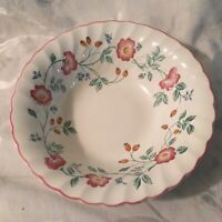 """Churchill Briar Rose Vegetable Bowl 9 1/4"""" Serving Staffordshire England Perfect"""