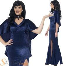 Déguisements costumes bleus pour femme horreur
