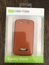 Case Mate Italian Napa Leather Case 4 Blackberry Storm