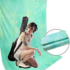 Fondale Background Professionale in Cotone Creato a Mano DynaSun W009 Sky Blue