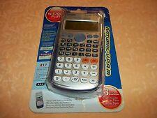 CALCOLATRICE SCIENTIFICA CASIO fx-570 ES 417 funzioni   cod.4475