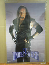 WWF The Undertaker  man cave car garage Vintage Poster 1998 2290