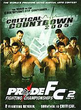 Pride Fighting Championship - Critical Countdown 2005