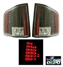 fit 94-04 GMC Sonoma LED Tail Lights 2000 01 02 03 BLK DEPO