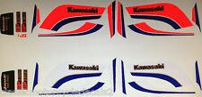 KAWASAKI  GPZ1100 GPZ1100A2 UNI-TRACK RESTORATION DECAL SET