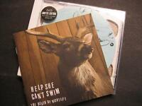 "HELP SHE CAN'T SWIM ""THE DEATH OF NIGHTLIFE"" - 2 CD - INCLUSIVE BONUS CD"
