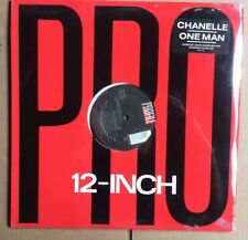 "CHANELLE 1986 PROFILE 12"" SINGLE ONE MAN {3 DIFFERENT MIXES} STILL SEALED! NEW!"