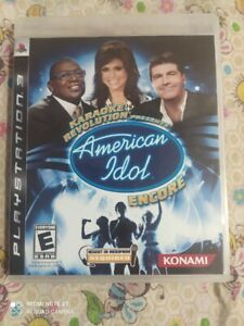 American Idol Encore Game PlayStation 3