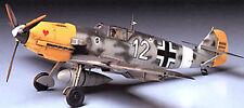NEW Tamiya 1/48 Messerschmitt Bf109E-4/7 Tropical 61063
